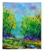 Summer In The Wood 452160 Fleece Blanket