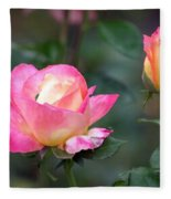 Summertime Sweetness Fleece Blanket