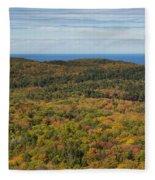 Summit Peak Autumn 13 Fleece Blanket