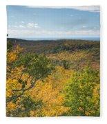 Summit Peak Autumn 16 Fleece Blanket