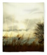 Sun Fade Fleece Blanket