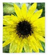 Sunflower 5 Sf5wc Fleece Blanket