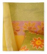 Sunny Morning Fleece Blanket