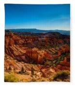 Sunset Sunrise Fleece Blanket