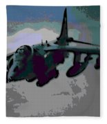Superior Firepower Fleece Blanket