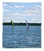 Surf Sailors Fleece Blanket