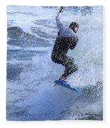 Surfer Fleece Blanket