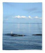 Surreal Fleece Blanket