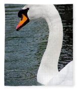 Swansong Fleece Blanket