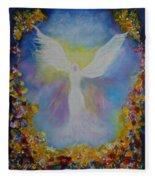 Sweet Angel Fleece Blanket