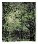 Sweetwater Strand Fleece Blanket