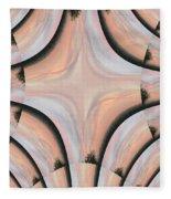 Swirled Sky Fleece Blanket