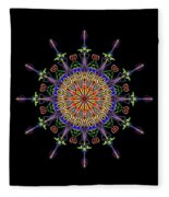 Symbol Fleece Blanket