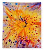 Symmetry Breaking Fleece Blanket