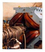 Synchrotron Alignment Magnet Fleece Blanket