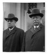 Taft & Butler, 1922 Fleece Blanket