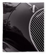 Talbot Lago Fleece Blanket