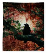 Tempting Fate Fleece Blanket