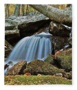 Tennessee Waterfall 5962 Fleece Blanket