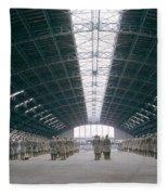 Terracotta Warrior Army In Xian In China Fleece Blanket