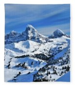 Teton Winter Fleece Blanket