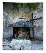 The Altar Fleece Blanket