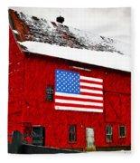 The American Dream Fleece Blanket