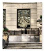 The Art Institute Of Chicago - 1 Fleece Blanket