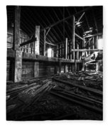The Barn IIi Fleece Blanket