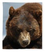 The Bear 2 Fleece Blanket