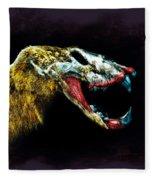 The Beast Fleece Blanket