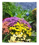 The Beauty Of Fall Bofwc Fleece Blanket