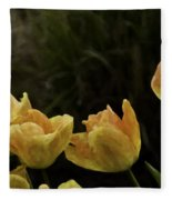 The Beauty Of Spring Fleece Blanket