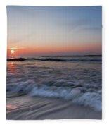 The Black Sea Fleece Blanket