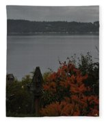 The Bluff Fleece Blanket