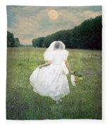 The Bride Fleece Blanket