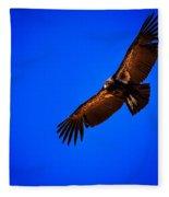 The California Condor Fleece Blanket