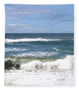The Captivating Sea Fleece Blanket