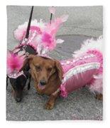The Cherry Blossom Special Fleece Blanket