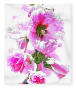 10989 The Colour Of Summer Fleece Blanket