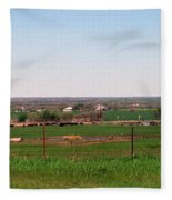 The Country Fleece Blanket