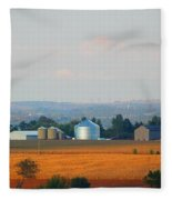 The Countryside Fleece Blanket