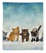 The Cute Ones Fleece Blanket