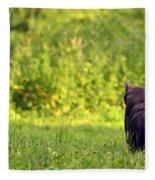 The Deer Hunter Fleece Blanket