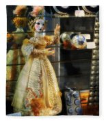 The Doll Salzburg Fleece Blanket