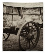The First Station Wagons Fleece Blanket