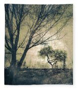 The Forgetting Tree Fleece Blanket