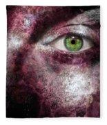 The Galaxeye Fleece Blanket