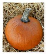 The Great Pumpkin Fleece Blanket