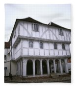 Thaxted Guildhall Fleece Blanket